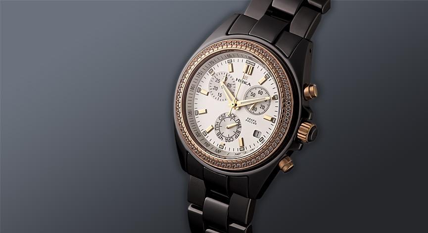 Женские наручные золотые часы Ника в коллекции Роза, модел